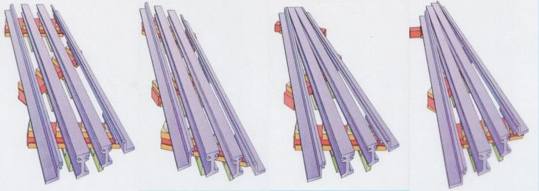 大位移桥梁伸缩装置关键技术