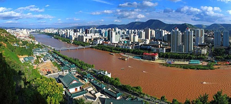 地标建筑黄河白云塔明年开建