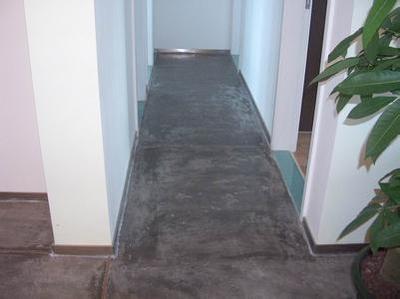 水泥地面抛光施工流程及注意事项