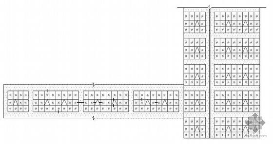 [南昌]某校园办公楼工程幕墙建筑施工图