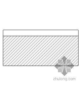 金属压型板屋面(无保温隔热)