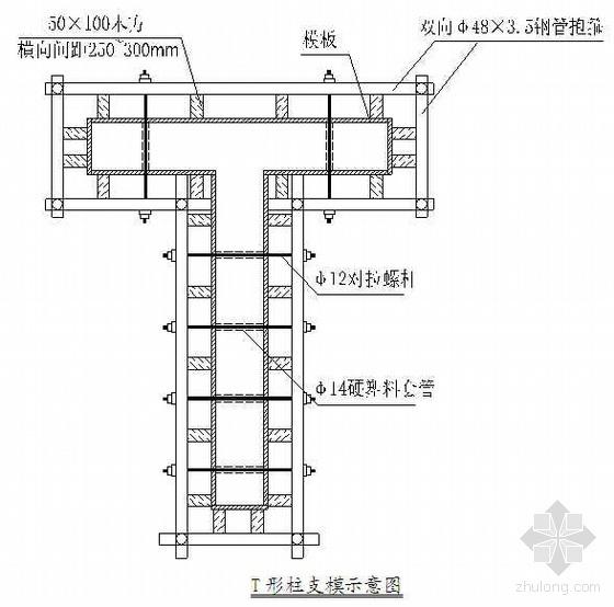武汉某高层住宅楼施工组织设计(33层 框剪结构)