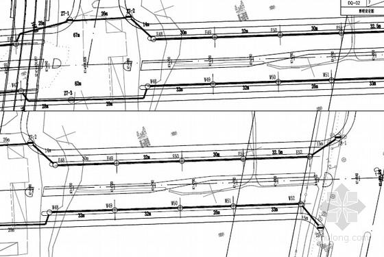 [江苏]市政道路路灯工程图纸16张