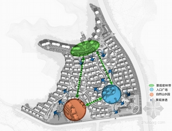 [浙江]古典欧式住宅及星级酒店单体建筑设计方案文本-古典欧式住宅及星级酒店单体建筑分析图