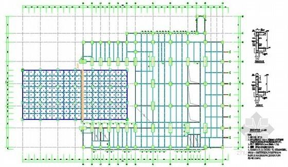 U型大学教学楼设计资料下载-框架结构教学楼搬迁工程高支模板施工方案(110页)