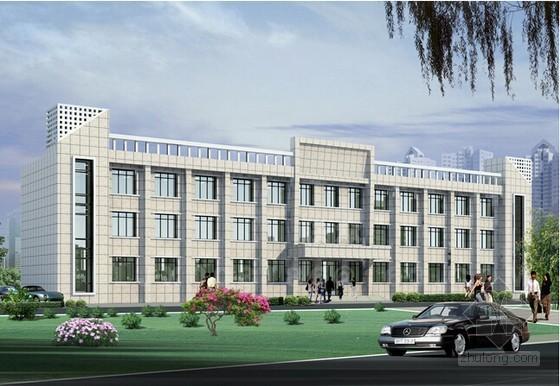 [安徽]医院办公楼装饰及安装工程预算书(含全套施工图纸)