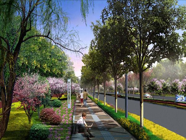 道路改造及配套设施建设项目可行性研究报告(共106页)