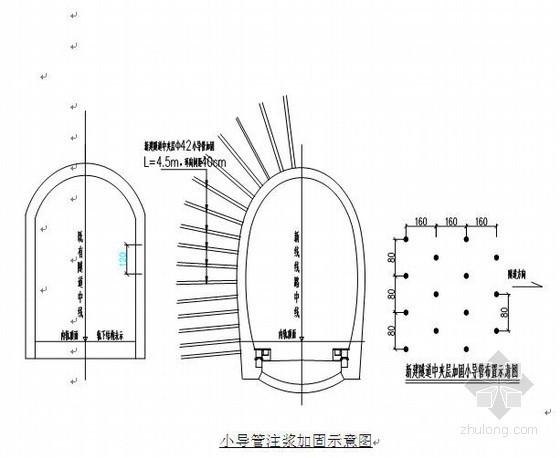 太兴铁路小间距单线隧道施工方案(高风险隧道)