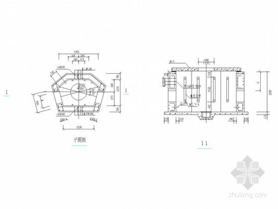 [重庆]城市次干道道路通信施工图设计31张