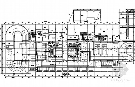 [甘肃]最新人民医院电气全套施工图310页(甲级院设计)
