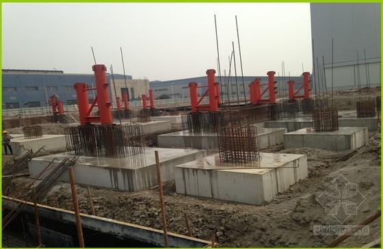[天津]钢结构试验厂房工程创市级文明工地汇报材料(99页 附图丰富)