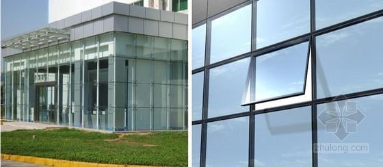 建筑工程玻璃幕墙施工工艺介绍