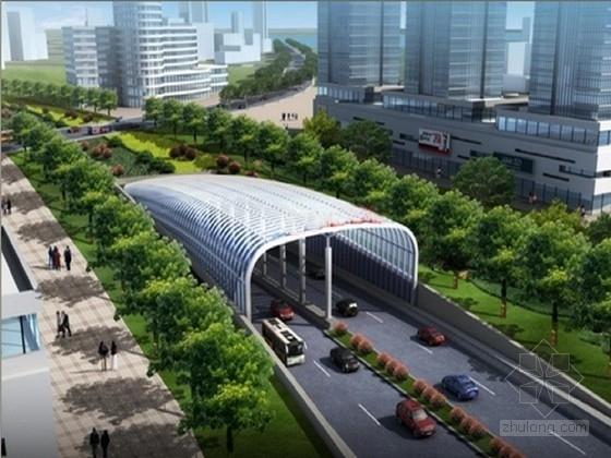 双向四车道绕城高速公路隧道工程施工图初步设计212张