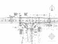 [珠海]城市次干道工程施工图设计163张CAD(含管线 交通 桥梁)