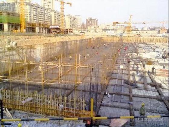 [北京]地铁车站出入口深基坑排桩支护明挖法施工方案