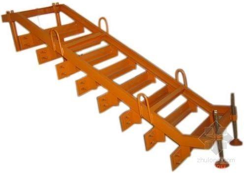 钢制定型楼梯模板施工工艺