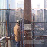确保型钢混凝土组合结构厚钢板低温焊接质量QC成果