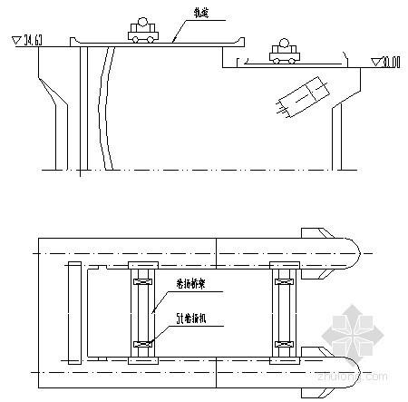 溢流坝金属结构制作安装施工方案(鲁班奖)