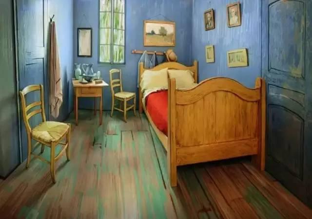 装饰装修中色彩学的应用,回家后让疲惫的心得到放松!