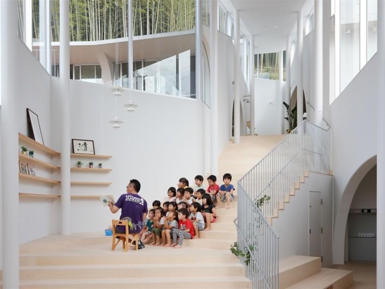 日本坡地幼儿园