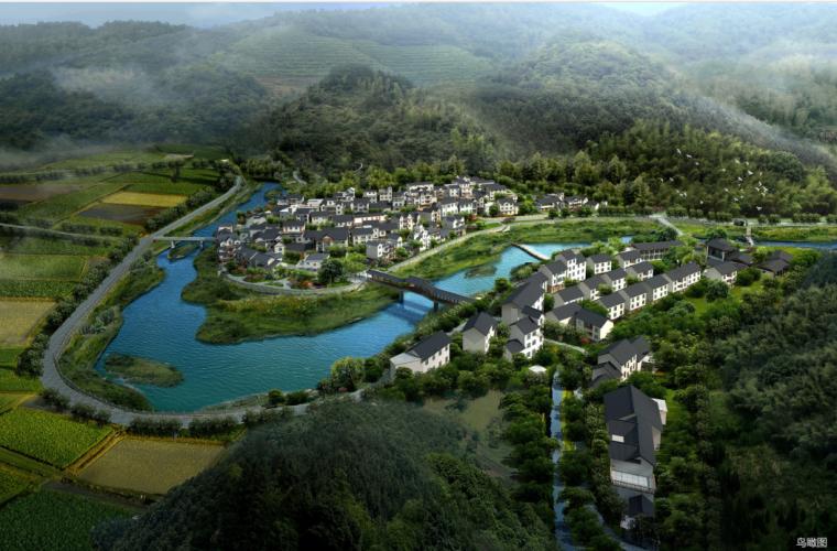 下姜村美丽乡村精品村规划景观方案设计(包含PDF177页)
