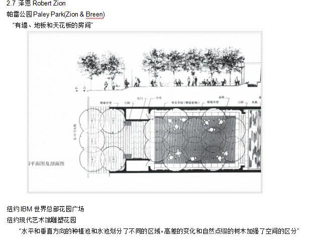 华中科技大学风景园林考研笔记——西方现代景观设计理论与实践_5