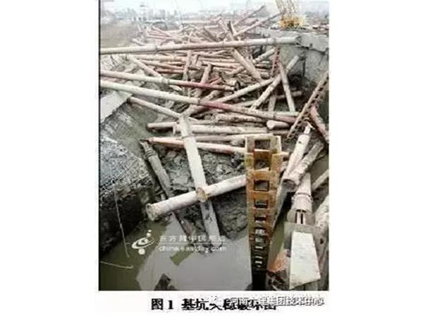 基坑坍塌案例及分析
