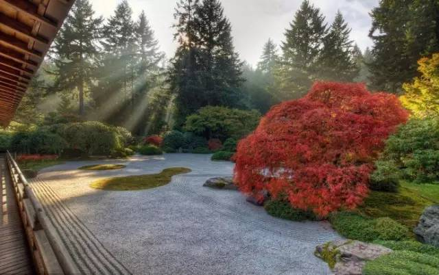 深入解析日本古典园林的一二技法
