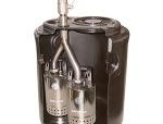 离心式排水泵的工作原理