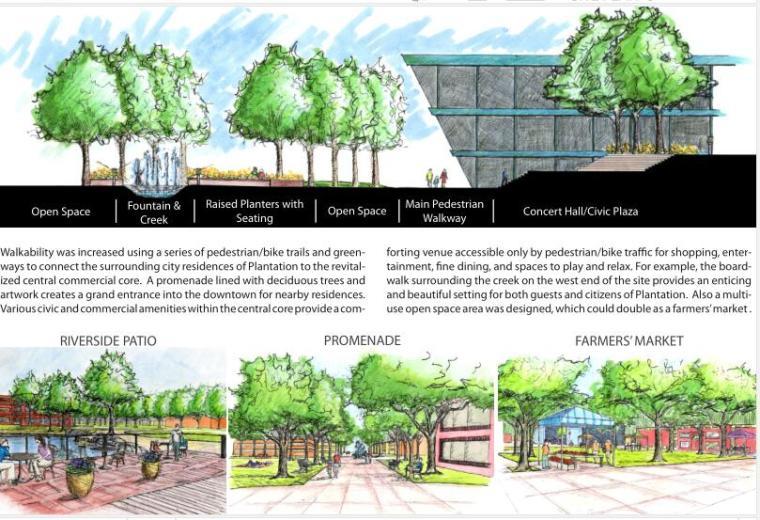 Calitri_Portfolio建筑景观规划作品集设计-1