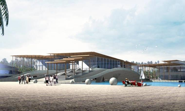 [海南]三亚凤凰国际水城概念规划文本|NDA