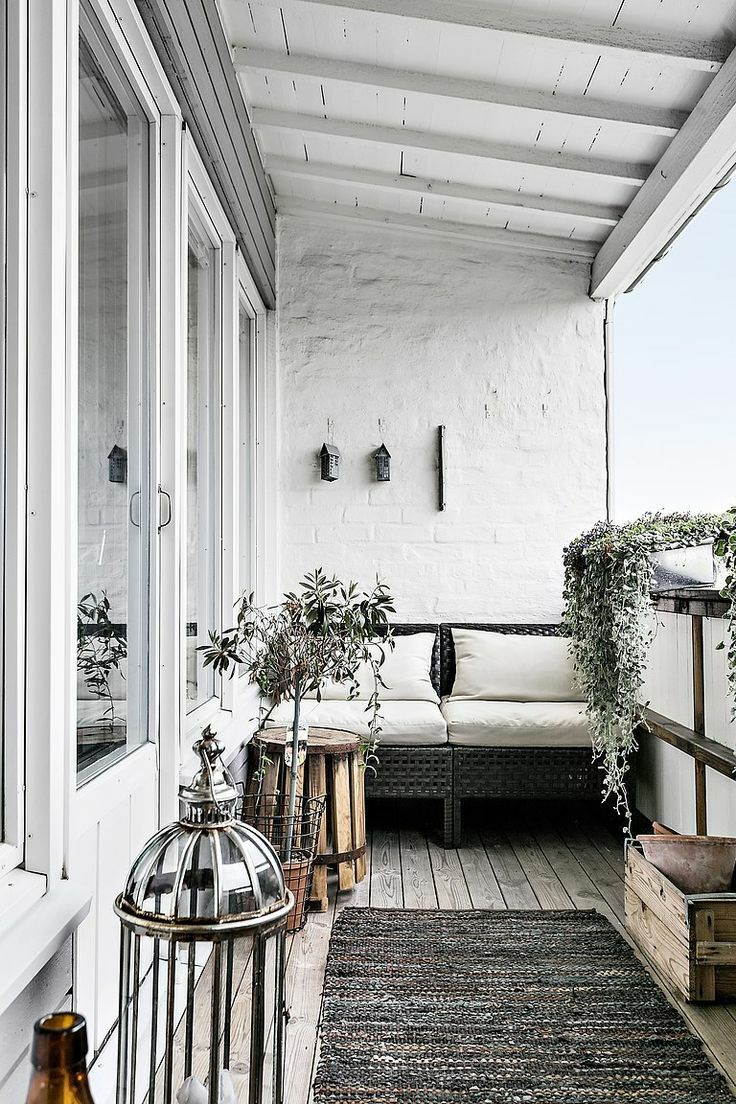 30个开放式阳台花园设计方案_11