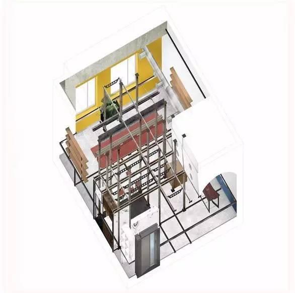 他放出了封存多年最杰出的建筑图纸_14