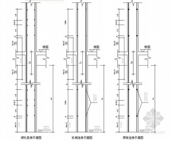 [陕西]国际大酒店主体结构钢筋工程施工方案