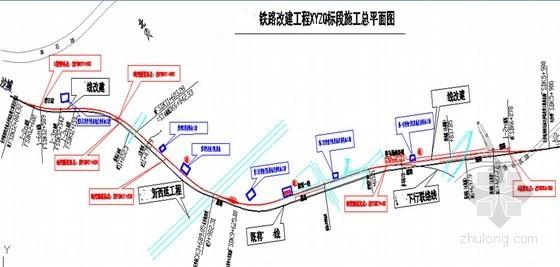 [北京]铁路改造工程实施性施工组织设计233页(路基U型槽 隧道涵洞轨道)