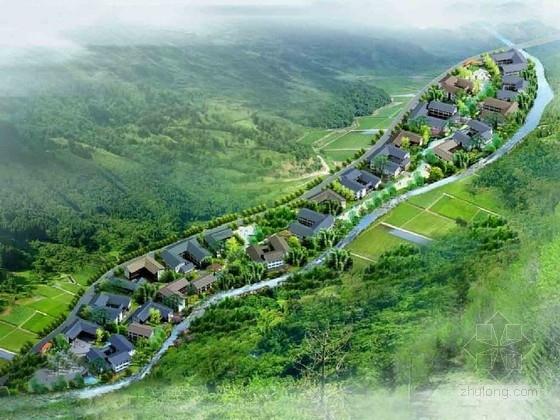 [四川]新型体验式农村景观规划设计方案