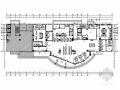 [江西]高级现代风格金融机构办公楼室内设计施工图