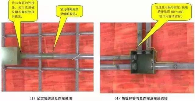 中建八局施工质量标准化图册(机电安装)_5