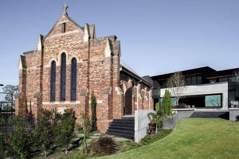澳大利亚教堂之家-1