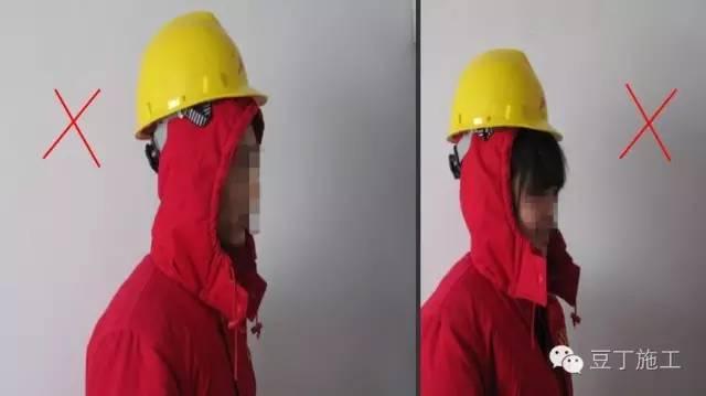 施工安全,從頭做起,正確佩戴安全帽的方法_11