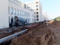 [北京]房山区韩村河镇政府教学楼给排水工程施工组织方案