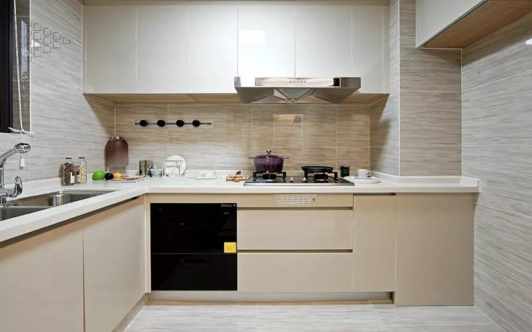 厨房比客厅还好看,让你爱上做饭!!_5