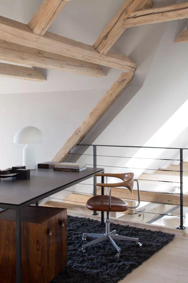 最美的北欧风Loft设计,纯粹、自然、极致!_14