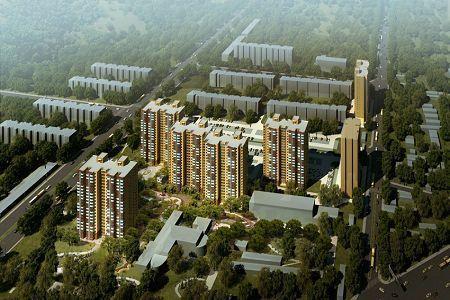 大兴区瀛海西区C07-2地块经济适用房项目施工图
