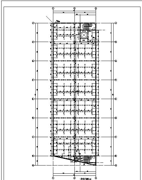 浙江省台州市椒江区中小企业创业园1-45#研发厂房给排水施工图_3