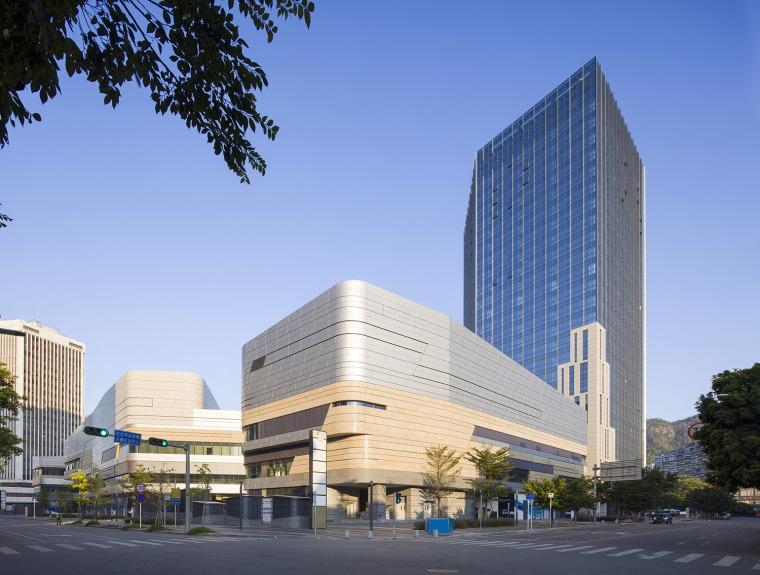 深圳汇港商业中心
