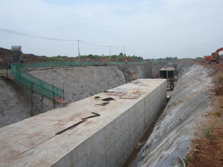 50m宽市政道路及双舱综合管廊工程实施性施工组织及专项施工方案372页(附工程照片47张)