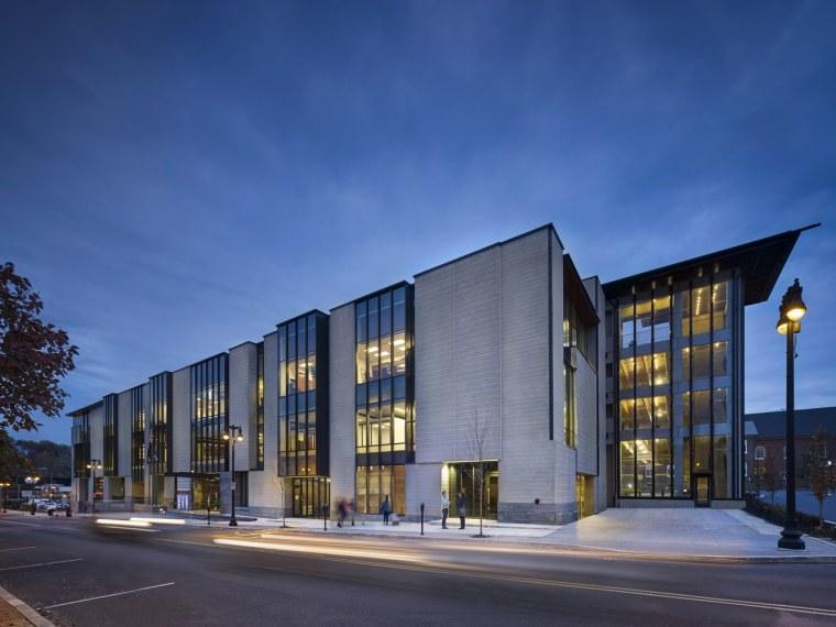 美国伊斯顿市政厅建筑-1 (7)