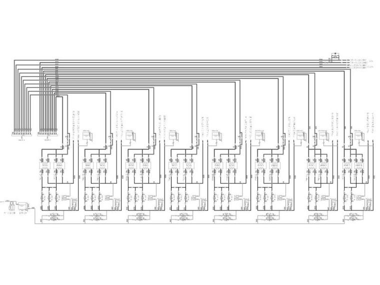 [天津]超高层办公酒店综合体暖通空调全系统设计施工图(632张)_11