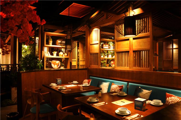 连云港绿茶餐厅设计_2